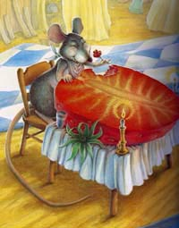 celebrate-picture-books-picture-book-review-the-little-mouse-the-red-ripe-strawberry-and-the-big-hungry-bear-eating