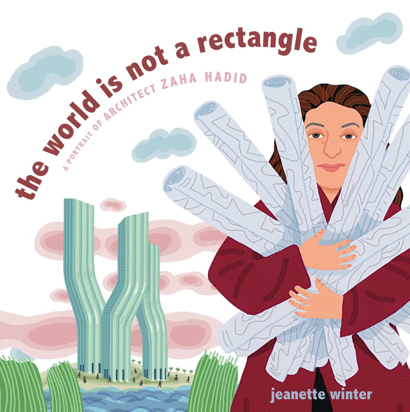 celebrate-picture-books-picture-book-review-the-world-is-not-a-rectangle-cover