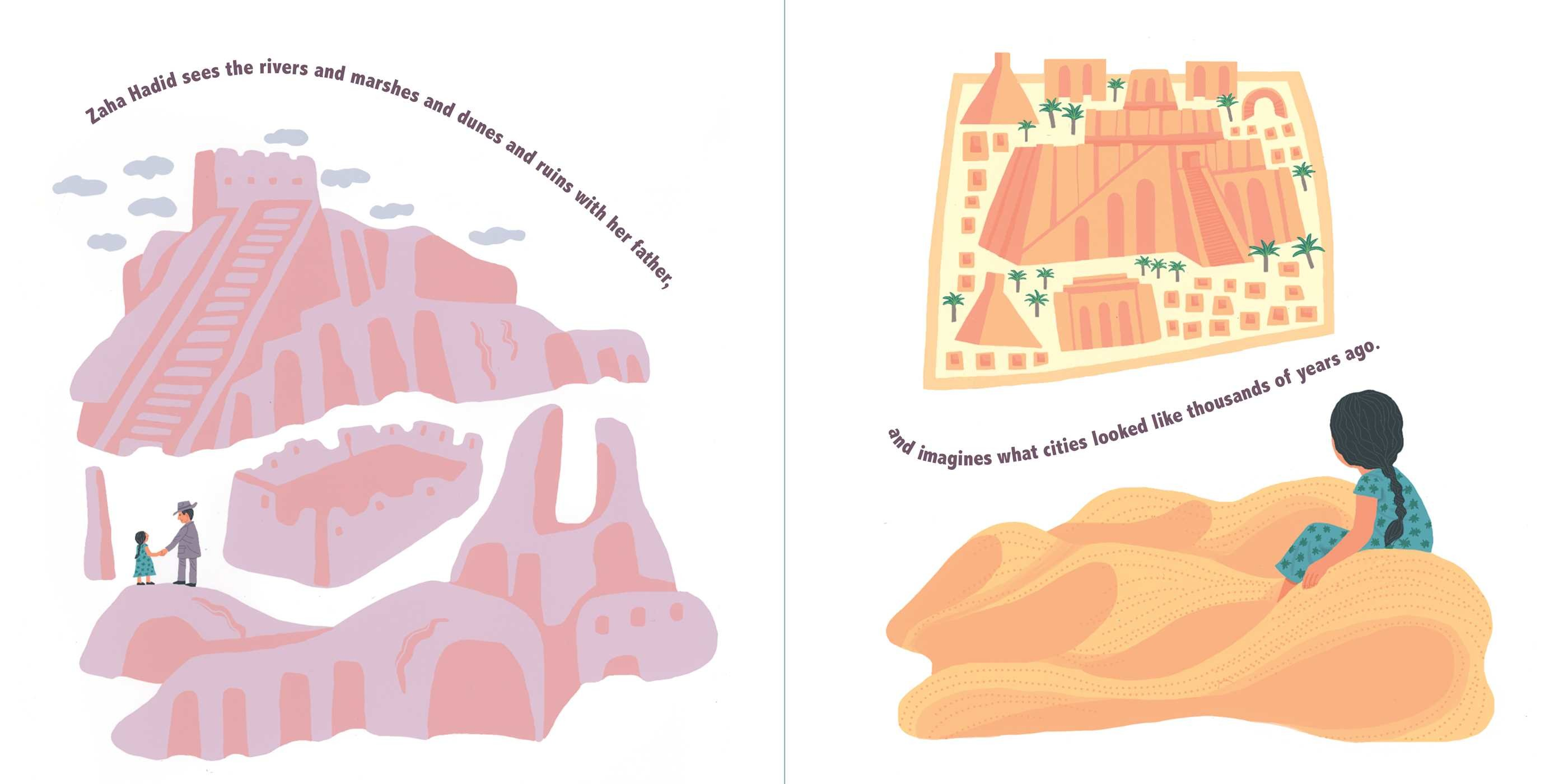 celebrate-picture-books-picture-book-review-the-world-is-not-a-rectangle-ruins