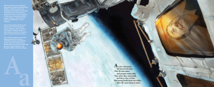 celebrate-picture-books-picture-book-review-a-is-for-astronaut-letter-A