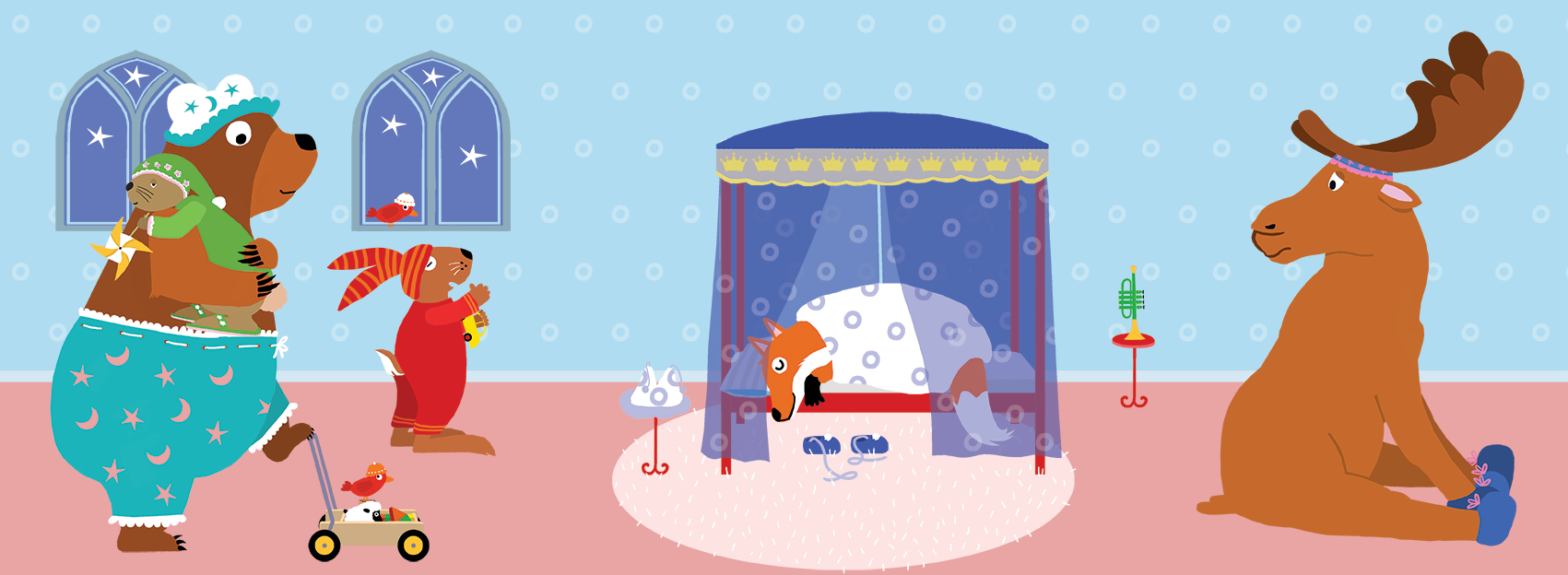 celebrate-picture-books-picture-book-review-my-bed-fox's-bed