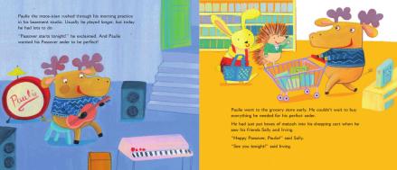 celebrate-picture-books-picture-book-review-paulie's-passover-predicament-studio