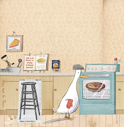 celebrate-picture-books-picture-book-review-somewhere-else-george-in-kitchen