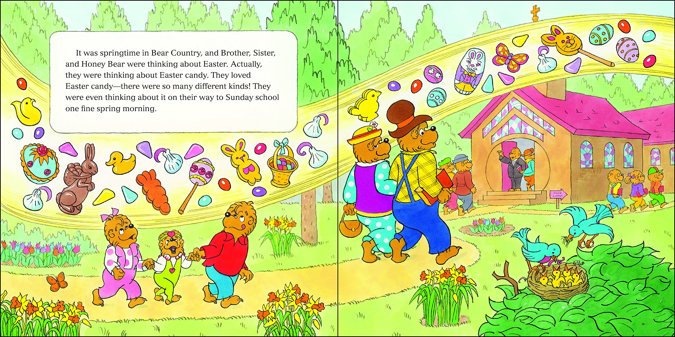 celebrate-picture-books-picture-book-review-the-berenstain-bears-and-the-easter-story-candy