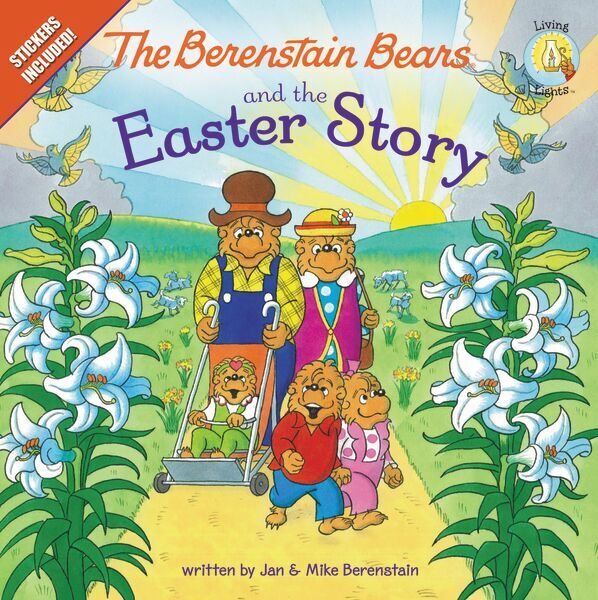 celebrate-picture-books-picture-book-review-the-berenstain-bears-and-the-easter-story-cover