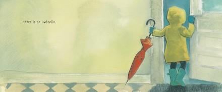 celebrate-picture-books-picture-book-review-the-big-umbrella-picking-up-umbrella