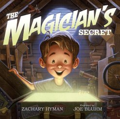 celebrate-picture-books-picture-book-review-the-magician's-secret-cover
