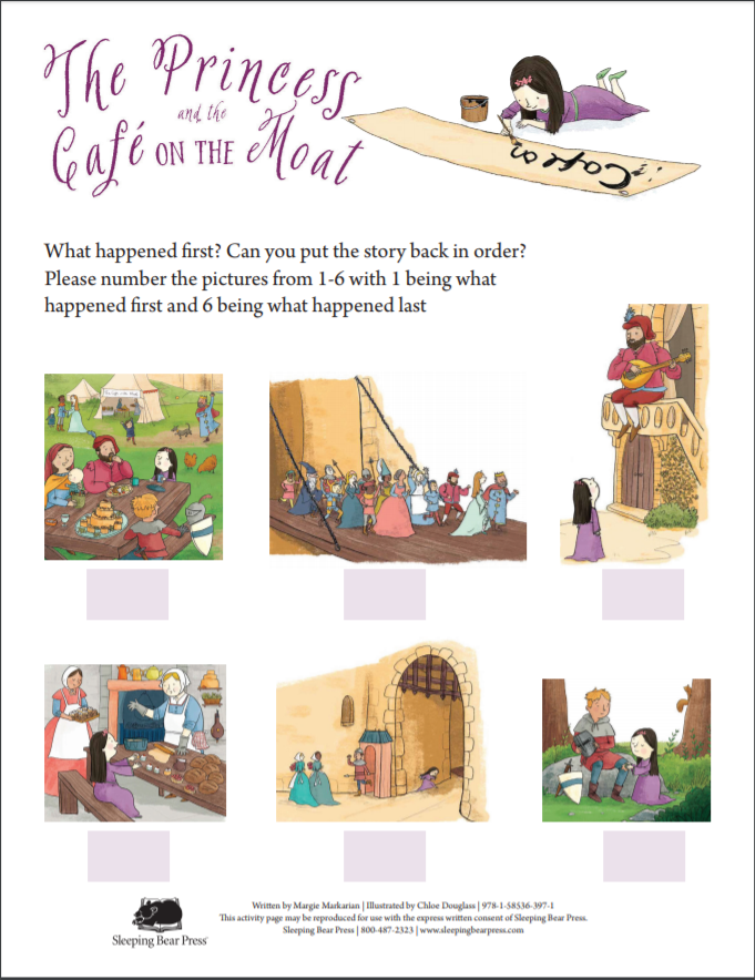 celebrate-picture-books-picture-book-review-the-princess-and-the-cafe-on-the-moat-number sequence-page