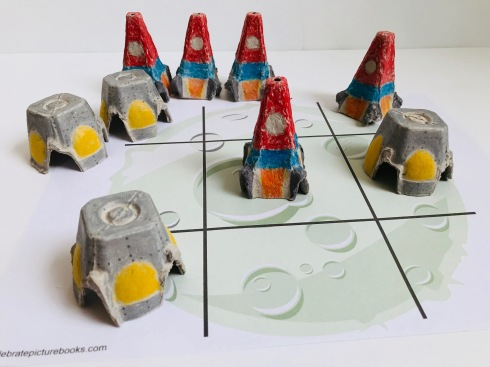 celebrate-picture-books-picture-book-review-rocket-to-the-moon-tic-tac-toe-game