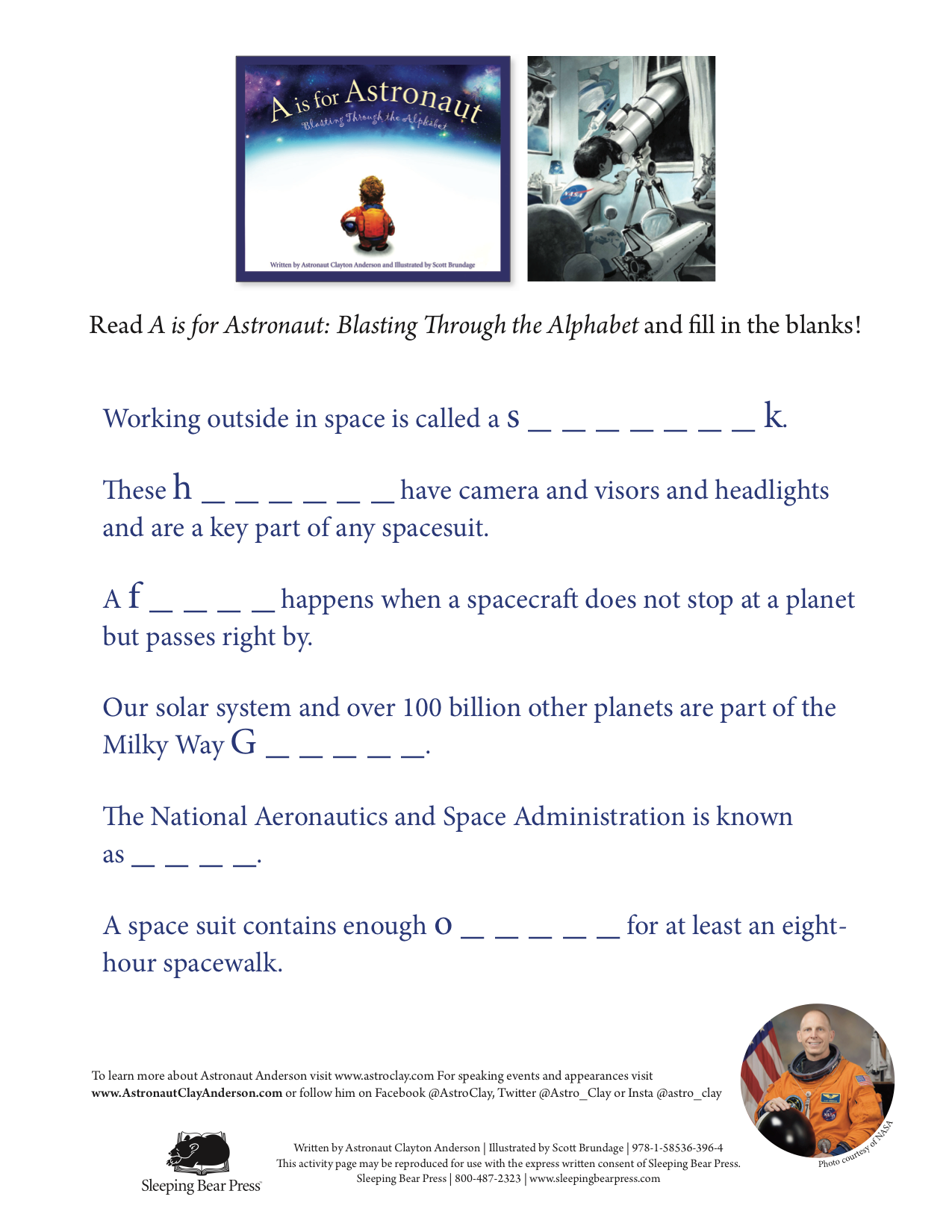 celebrate-picture-books-picture-book-review-a-is-for-astronaut-fill-in-the-blanks-activity