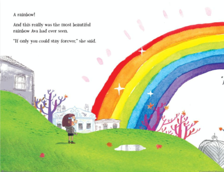 celebrate-picture-books-picture-book-review-ava-and-the-rainbow-who-stayed-beautiful-rainbow