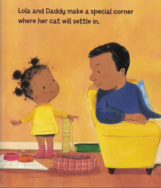 celebrate-picture-books-picture-book-review-lola-gets-a-cat-daddy