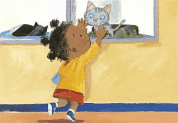 celebrate-picture-books-picture-book-review-lola-gets-a-cat-gray-cat