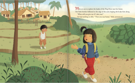 celebrate-picture-books-picture-book-review-mela-and-the-elephant-mela-leaving