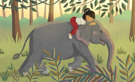 celebrate-picture-books-picture-book-review-mela-and-the-elephant-riding-elephant