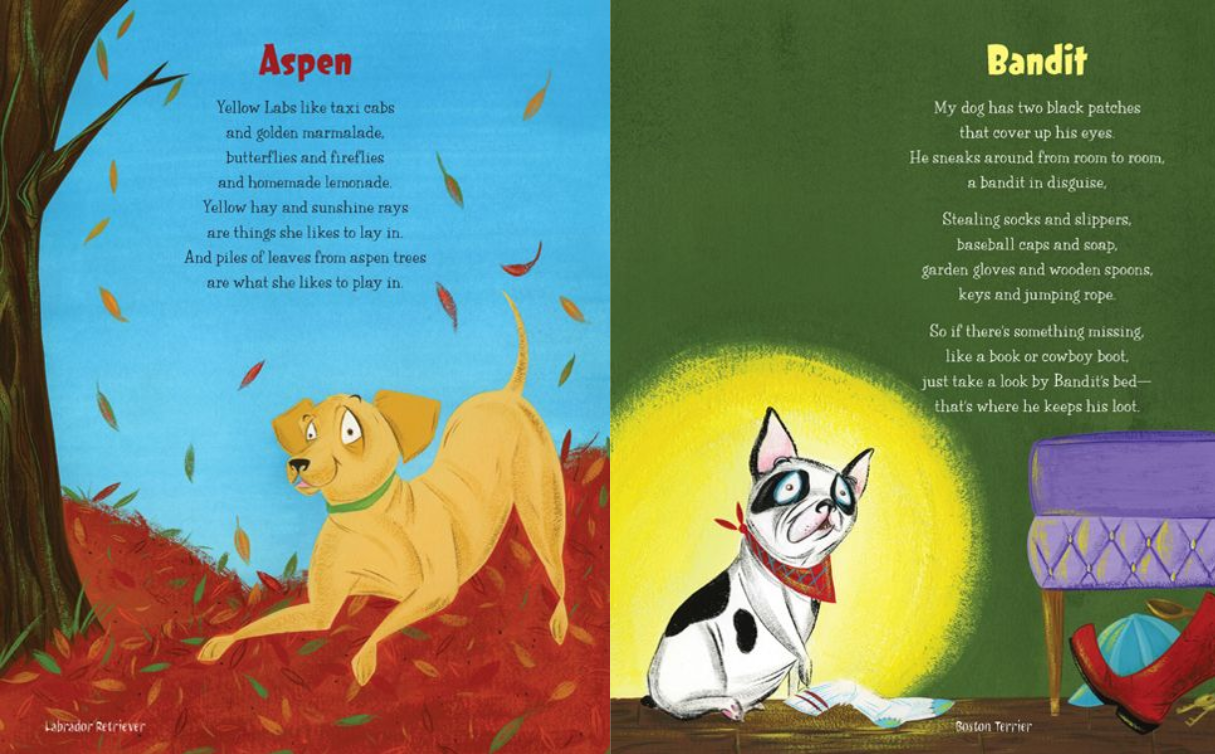 celebrate-picture-books-picture-book-review-name-that-dog-puppy-poems-from-a-to-z-aspen