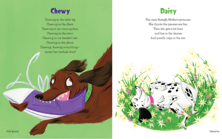 celebrate-picture-books-picture-book-review-name-that-dog-puppy-poems-from-a-to-z-chewy