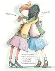 celebrate-picture-books-picture-book-review-the-sandwich-swap-hug