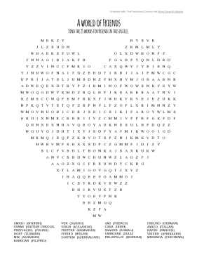 friendwordsearch