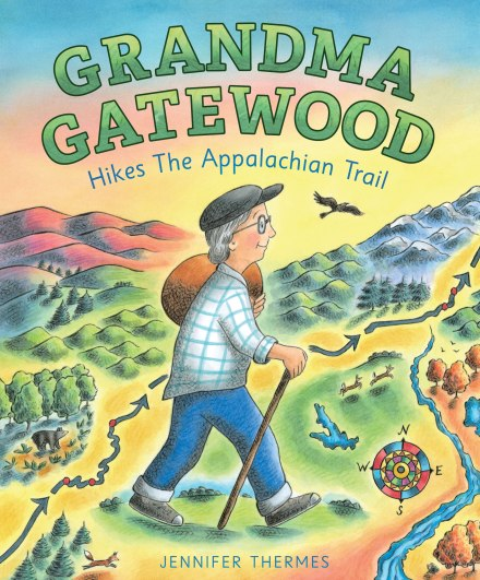 Celebrate Picture Books Book Review Grandma Gatewood