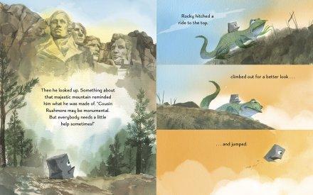 celebrate-picture-books-picture-book-review-a-chip-off-the-old-block-mount-rushmore