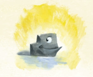 celebrate-picture-books-picture-book-review-a-chip-off-the-old-block-rocky