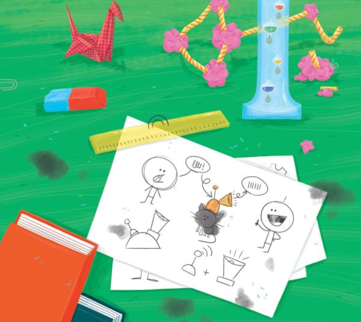 celebrate-picture-books-picture-book-review-albie-newton-drawings