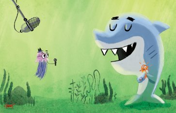 celebrate-picture-books-picture-book-review-misunderstood-shark-little-fish