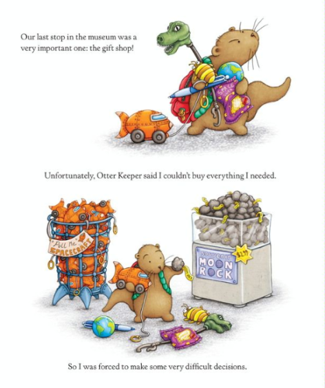 celebrate-picture-books-picture-book-review-otter-in-space-museum-gift-shop