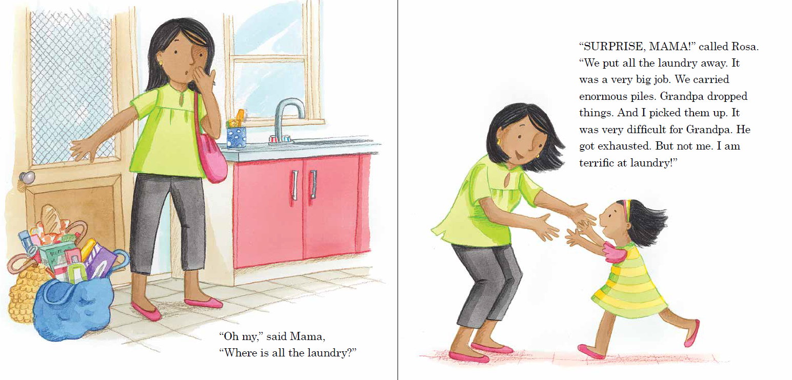 celebrate-picture-books-picture-book-review-rosa's-very-big-job-mama's-home