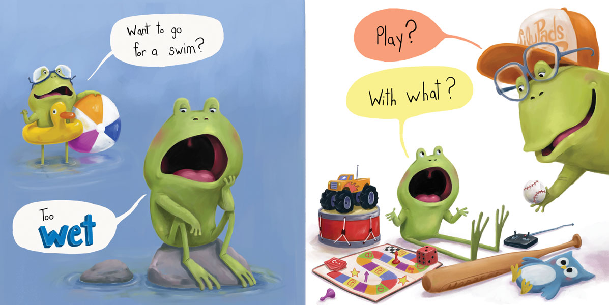 celebrate-picture-books-picture-book-review-there's-nothing-to-do-too-wet