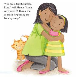 star-bright-books-rosa's-very-big-job-hugging-mom