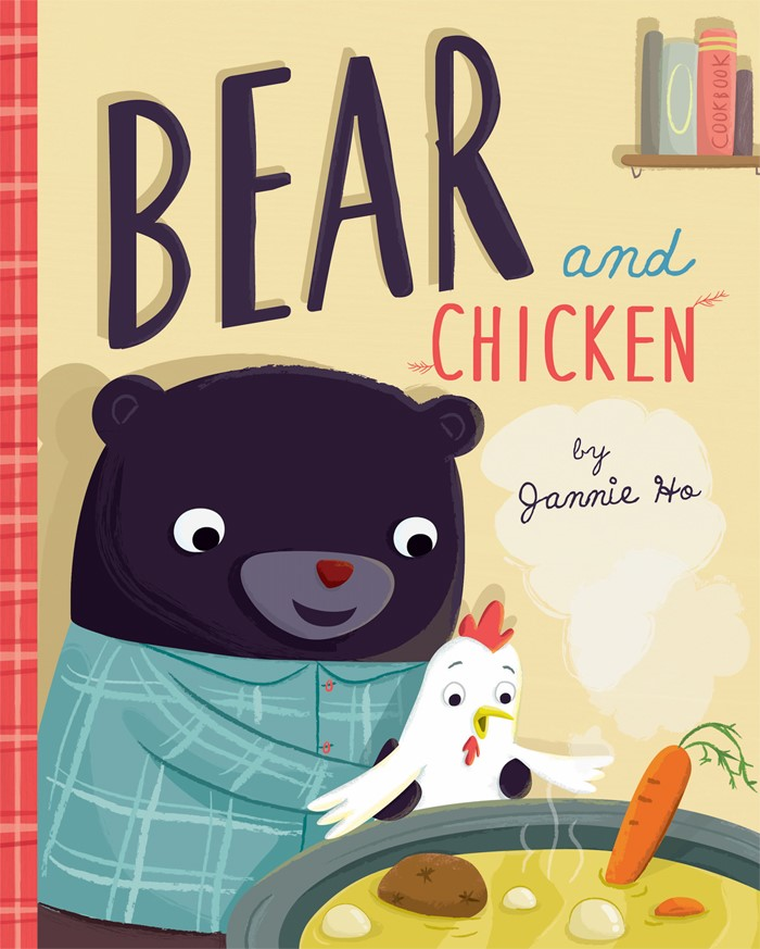 celebrate-picture-books-picture-book-review-Bear-and-Chicken-cover-II