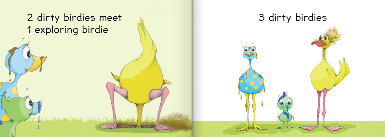 celebrate-picture-books-picture-book-review-dirty-birdies-3-dirty-birdies