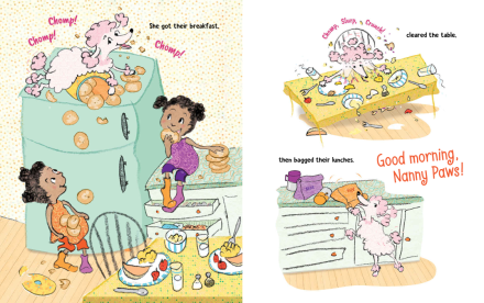 celebrate-picture-books-picture-book-review-nanny-paws-breakfast