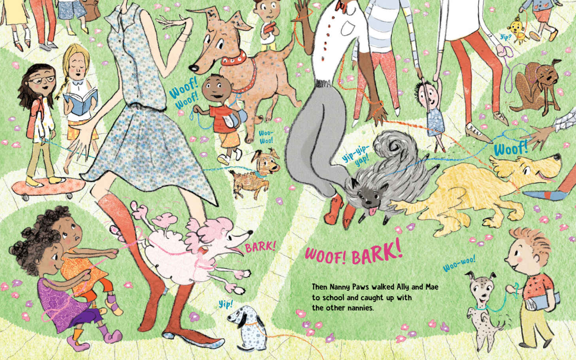 celebrate-picture-books-picture-book-review-nanny-paws-park
