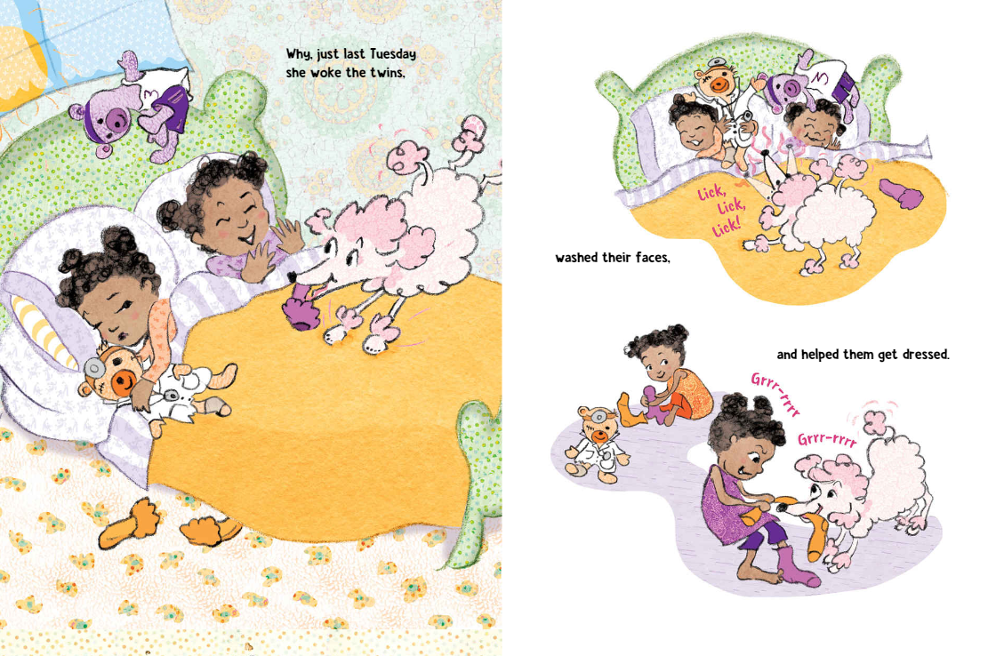 celebrate-picture-books-picture-book-review-nanny-paws-wake-up