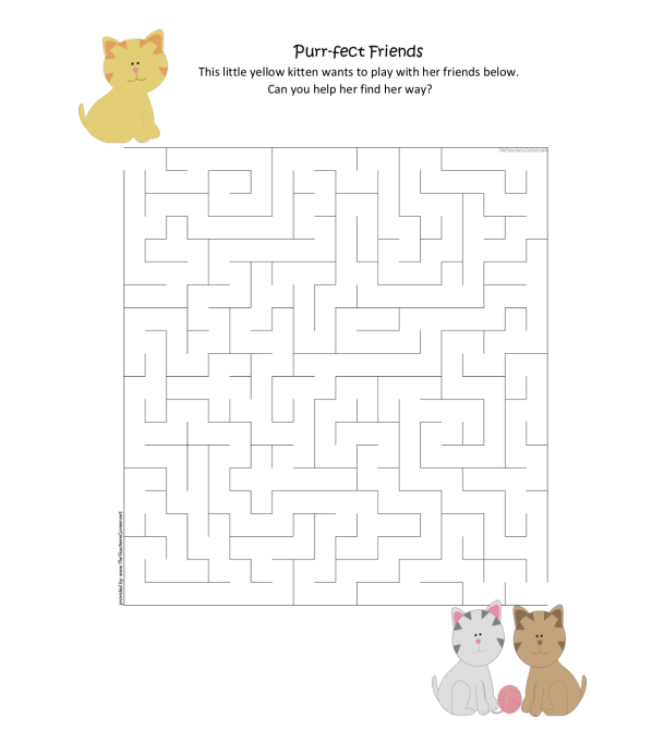 celebrate-picture-books-picture-book-review-purrfect-friends-maze