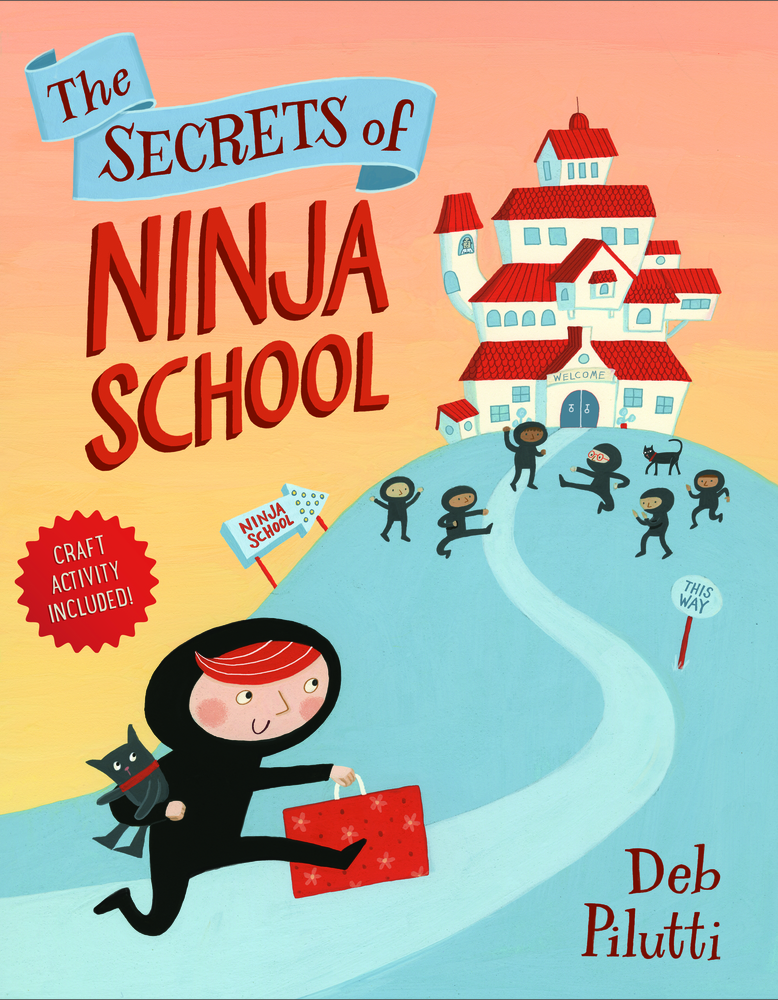 celebrate-picture-books-picture-book-review-the-secrets-of-ninja-school-cover