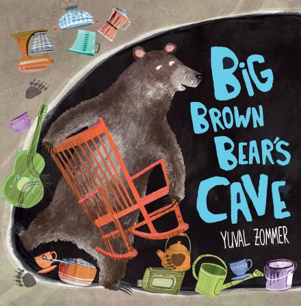 big-brown-bears-cave-cover-celebrate-picture-books-picture-book-review