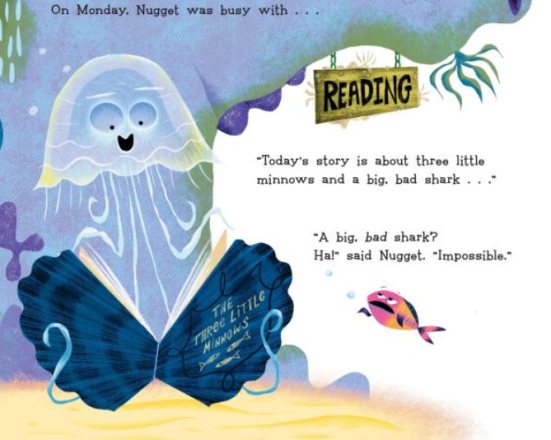 celebrate-picture-books-picture-book-review-nugget-and-fang-jelly-fish