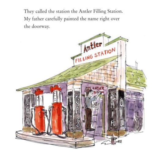 celebrate-picture-books-picture-book-review-rocks-in-his-head-antler-filling-station