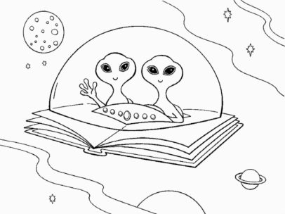 celebrate-picture-books-picture-book-review-space-alien-coloring-page
