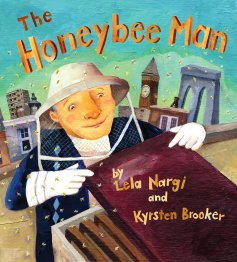 celebrate-picture-books-picture-book-review-the-honeybee-man-cover