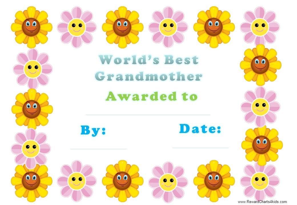 celebrate-picture-books-picture-book-review-world's-best-grandma-certificate