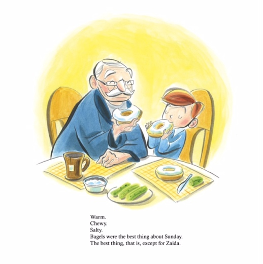 the-bagel-king-best-thing-celebrate-picture-books-picture-book-review