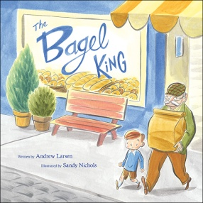 the-bagel-king-cover-celebrate-picture-books-picture-book-review