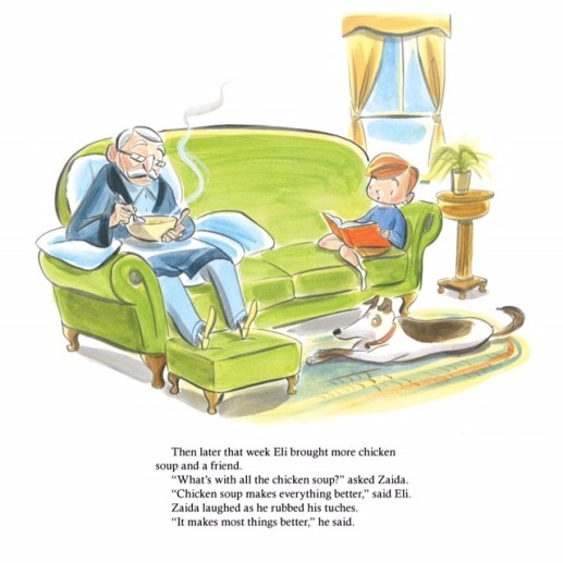 the-bagel-king-dog-celebrate-picture-books-picture-book-review
