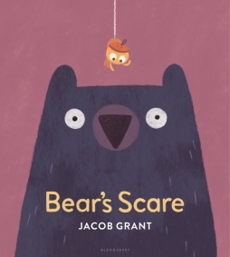 celebrate-picture-books-picture-book-review-bear's-scare-cover