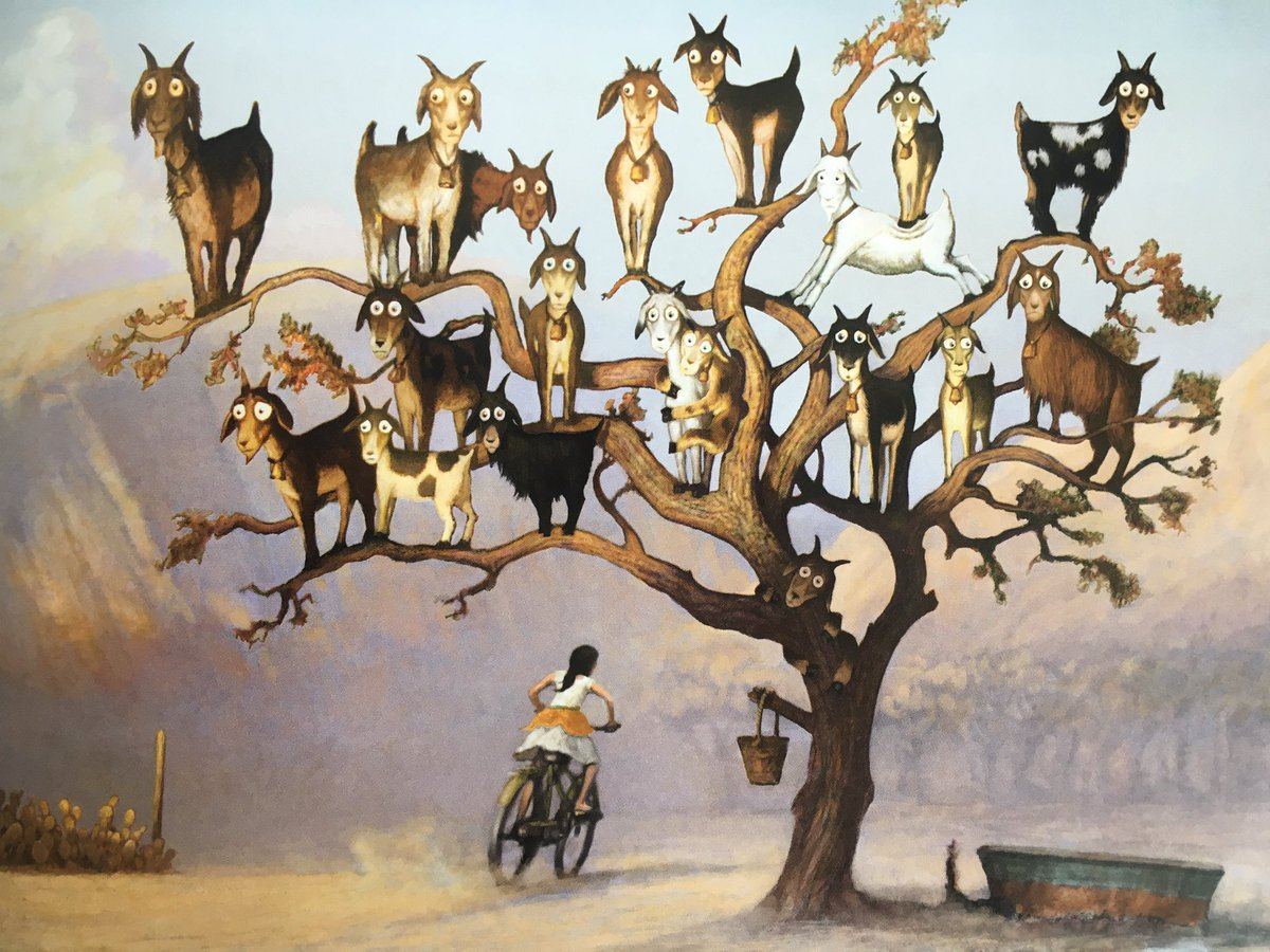 celebrate-picture-books-picture-book-review-el-chupacabras-goats-in-tree